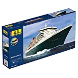 Heller - Maqueta de barco (Starter Kit Queen Mary 2)