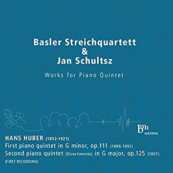 Hans Huber: Piano Quintets Nos. 1 & 2 (First Recording, Deluxe Version)