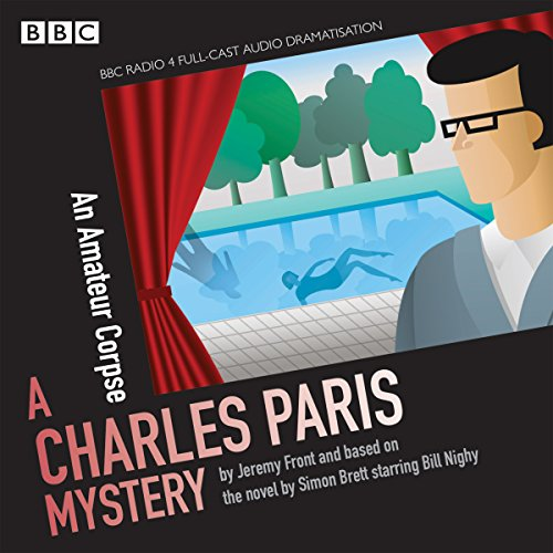 Charles Paris: An Amateur Corpse audiobook cover art