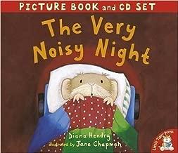 VERY NOISY NIGHT BOOK/CD