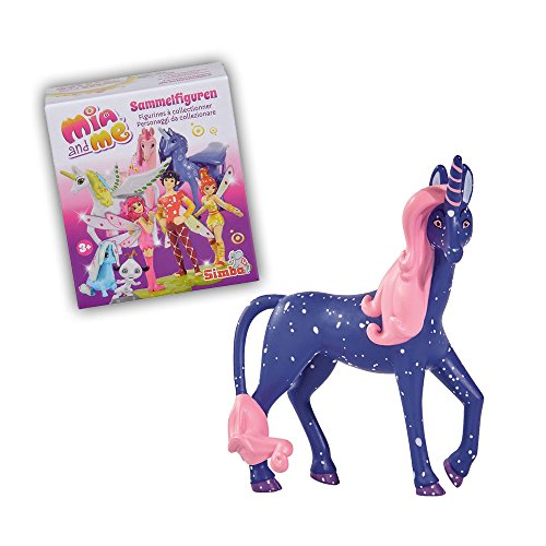 Simba Mia and me Sammelfiguren Centopia - Mia Simo Onchao Phuddle u.a. inkl. Kristallherz (Sterneneinhorn)