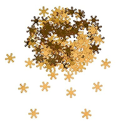 Winter Wonderland Snowflake & Diamond Confetti For Parties