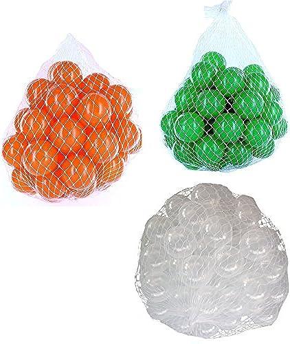 9000 B e für B ebad gemischt mix mit tranSpaßent, Grün und Orange