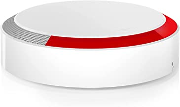 Somfy 2401491 – Somfy buitensirene – luid alarmsignaal (112dB) – geschikt voor Somfy One(+) en Somfy Home Alarm