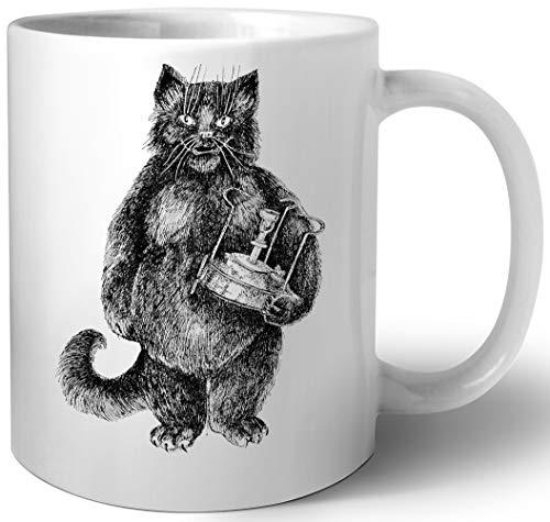 Behemoth Das Katze Keramik Tassen Mug