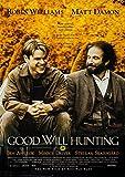 Poster affiche Good Will Hunting Klassischer 90er Film