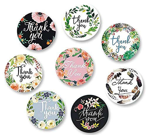(70% OFF) 500-Pack Thank You Gift or Envelop Seal Stickers $6.59 – Coupon Code