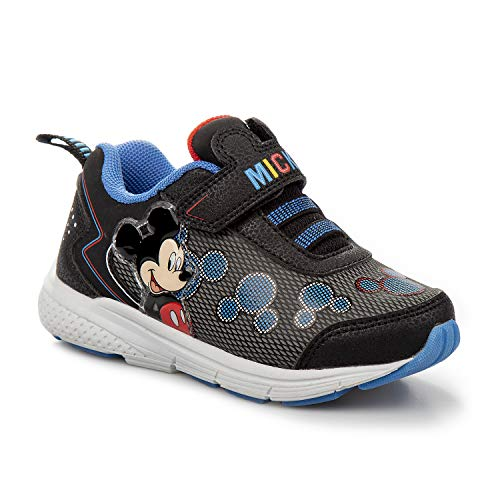 Josmo Boy's Character Sneakers, Gre…