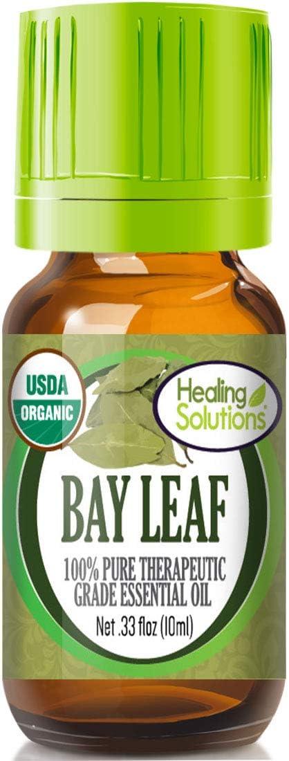 Organic Bay Essential Oil