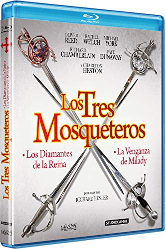Los Tres Mosqueteros (Pack) [Blu-ray]