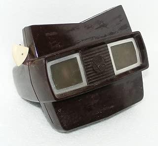 View-Master Vintage Bakelite 1942 Brown ViewMaster brown