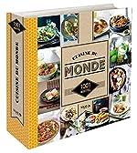 Cuisine du monde- 1001 recettes d'Estérelle COLLECTIF