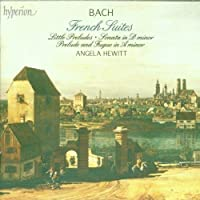 Bach: French Suites / Angela Hewitt (1995-11-21)
