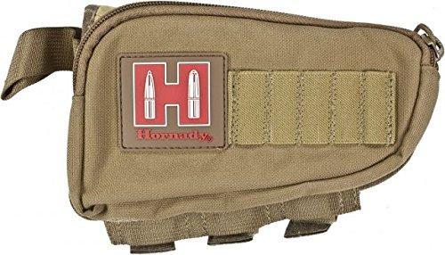Hornady Gun Cheek Piece Tan RH