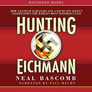 Hunting Eichmann audiobook cover art