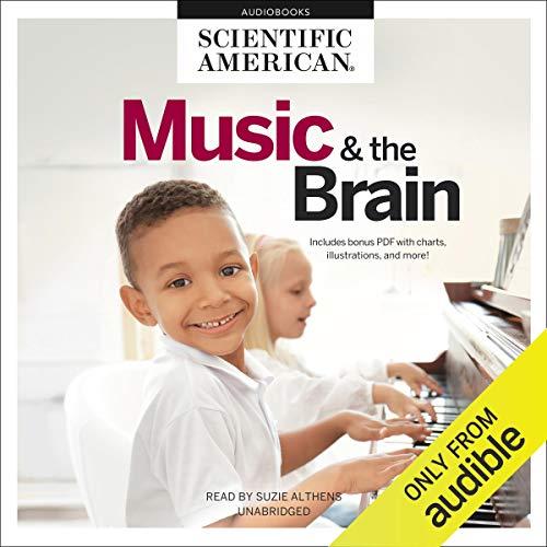 Music & the Brain audiobook cover art