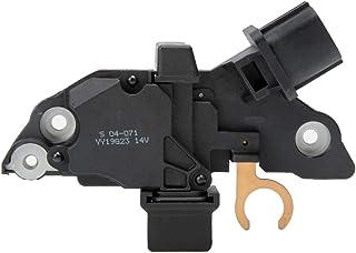 KIMISS Regulador del alternador, Regulador de voltaje del alternador del automóvil 13421900 04-071 Reemplazo OEM