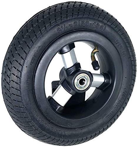 Neumáticos Scooter eléctrico, 8 1 / 2X2 inflables de ruedas, robusto y durable, conveniente for el triciclo 8,5 pulgadas 50-134 de niños, Cochecito de Neumáticos Accesorios Neumáticos de scoot