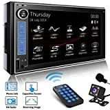 Best Double Din Car Stereos - Double Din Bluetooth Car Stereo with High Sensitivity Review