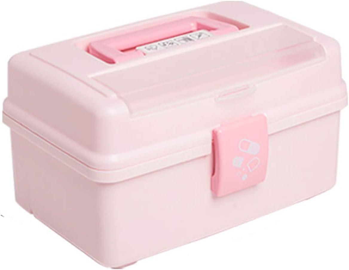 YLX Popular Portable Home Medical Box Multi Capacity Grid Large Regular discount