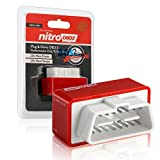 Chip Tuning Box, Nitro OBD2 Diesel, 35% más BHP + 25% más de par. Apto para el Modelo de...