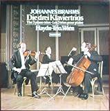 Brahms: Die drei Klaviertrios / The 3 Piano Trios [Vinyl Schallplatte] [2 LP Box-Set]