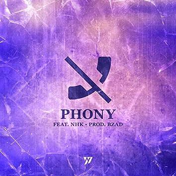 PHONY (feat. NHK)