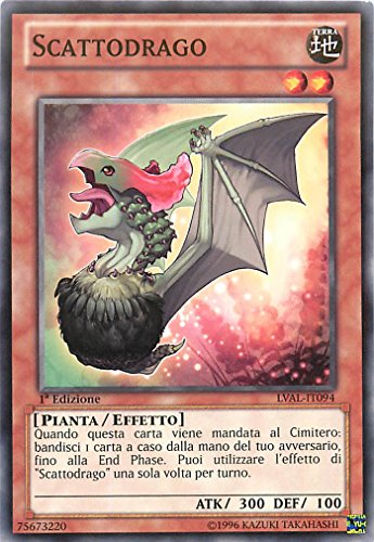 Yu-Gi-Oh! - LVAL-IT094 - Disfraz - La Eredez del Valoroso - 1st Edition - Frecuentes