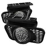 Spyder Fog Lights - Spyder Auto FL-LED-CSIL03-C Chevy Silverado/Avalanche LED Fog Light