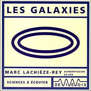 Couverture de Les galaxies