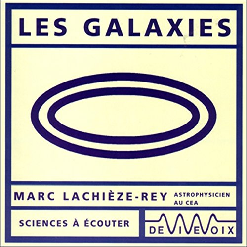 Les galaxies audiobook cover art