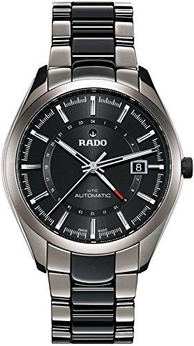 Rado HyperChrome Ceramic R32165152 Mens Watch Sapphire Crystal Luminescent...