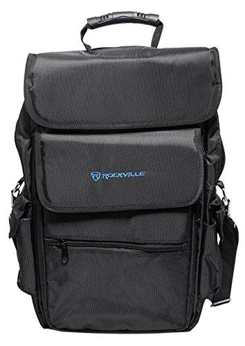 Rockville Key Case Soft Carry Bag Backpack