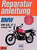 Reparaturanleitung: BMW R 80 G/S, R 80 ST (ab Sept. 80)