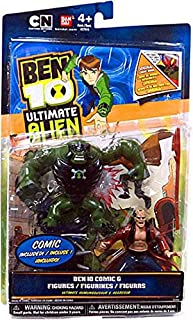 Best ben 10 aggregor action figure Reviews