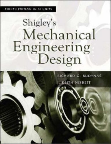 Shigley's Mechancial Engineering Design (SI units)