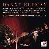 Violin Concerto 'Eleven Eleven' And Piano Quartet