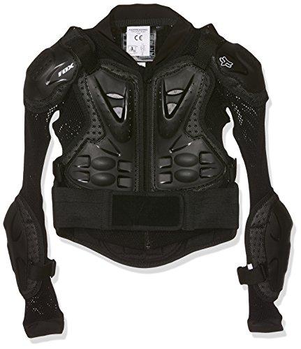 Fox, Titan Sport, MTB15S-10059-001-OS, kinderjas, zwart, one-size