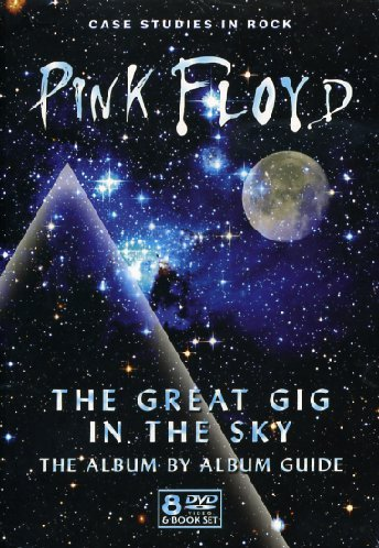 Pink Floyd - The Great Gig in the Sky (8 DVDs; NTSC; Buch)
