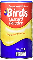 England's most popular custard powder New easy to open packaging 600g double size