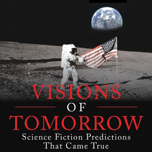 Visions of Tomorrow audiobook cover art