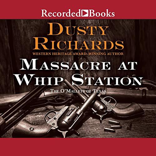 Massacre at Whip Station cover art