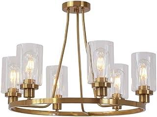 Awe Inspiring Amazon Com Brass Chandeliers Ceiling Lights Tools Interior Design Ideas Tzicisoteloinfo