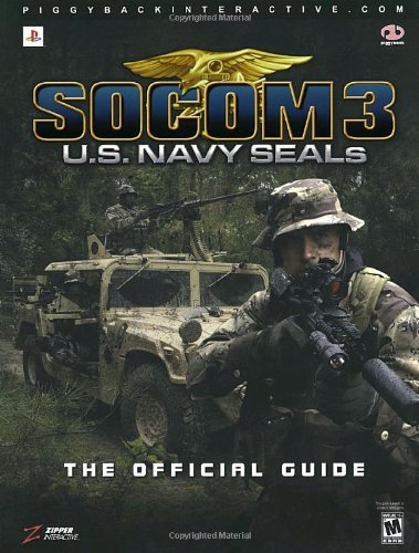 Socom 3: U.S. Navy Seals : The Official Guide