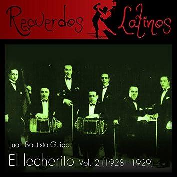 El Lecherito, Vol. 2 (1928 - 1929)
