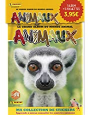 Panini France SA Animux 2020 - Pack de iniciación para comenzar TA Collection – Un álbum + 5 fundas