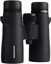 10x50 or 8x42 binoculars