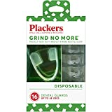 Plackers Grind No More Dental Night Guard for Teeth Grinding, 16 Count