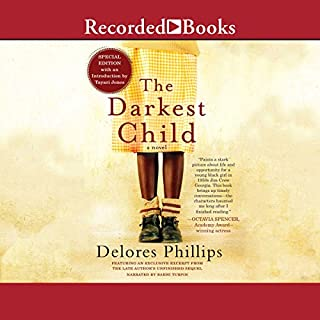 The Darkest Child audiobook cover art