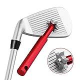 GZQ Golfschläger-Rillenschärfer Werkzeug Köpfen für